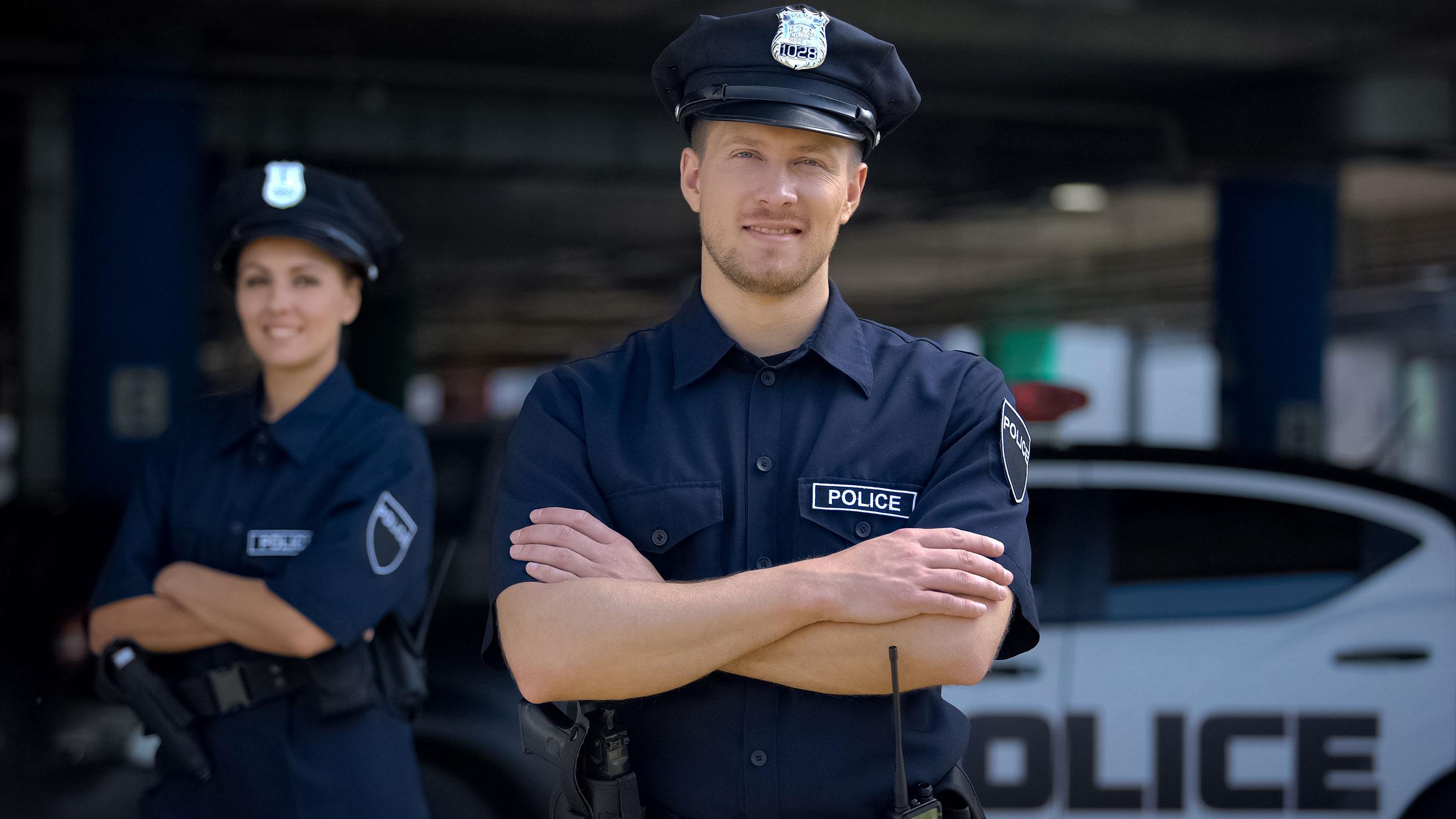 Gov-stock photo police officers